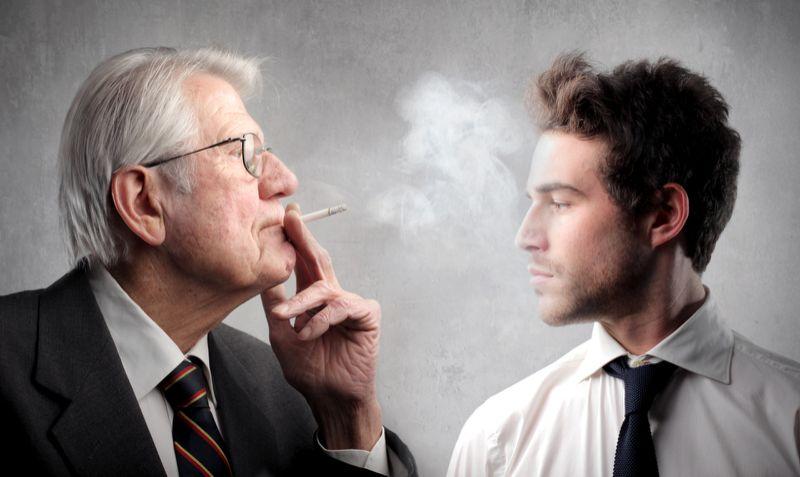 fumar en comunidades